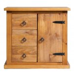 Core Products FH722 Pine Small Sideboard