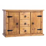 Core Products FH723 Pine Medium Sideboard