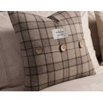 Gallery Harrison Cushion - Mocha