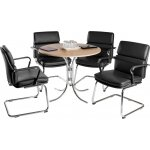 Deco Meeting Set - Black&Beech