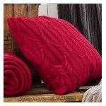 Gallery Arran Cushion - Red