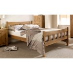 ValuFurniture Hand Made Solid Wood Shaker Style Bed Set - Single 3ft