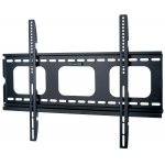 A GRADE UM105M Black Universal Super Thin Fixed Wall Mount Bracket up to 70""