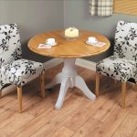 Baumhaus Chadwick Round Dining Table