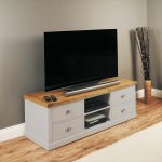 Baumhaus Chadwick Widescreen TV Cabinet