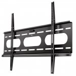 "A GRADE Hama ""Ultraslim"" TV Wall Bracket up to 90"" - Black"