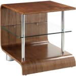 Jual BS204 Walnut Lamp Table