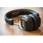 Marshall Major II Bluetooth Black Headphones