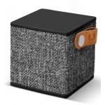 Fresh 'n' Rebel Concrete Rockbox Cube Fabriq Bluetooth Speaker
