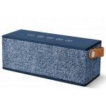 Fresh 'n' Rebel Rockbox Brick Fabriq Indigo Blue Bluetooth Speaker
