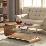BS203 COFFEE TABLE ASH