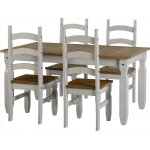 ValuFurniture Corona Dining Set - Grey