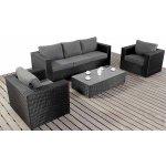 Luxan Prestige Large Corner Sofa Set
