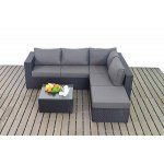 Luxan Prestige Small Corner Sofa Set