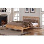 Pentre Small Double 4ft Bed Oak