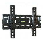 "B GRADE Fixed Black LCD Wall Mount Bracket - 17"" - 37"" TV's"