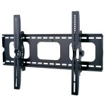 "Black Slim Tilting Wall Mount 32""-60"" Plasma / LCD TV's"