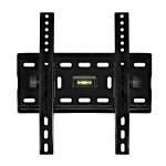"Tilting Black LCD Wall Mount Bracket - 17"" - 37"" TV's"