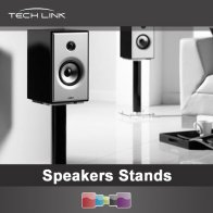 Techlink Speaker Stands