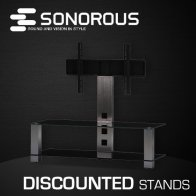 Sonorous Discounted Stands