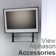Alphason Accessories, Cables, Brackets, Screen Cleaner