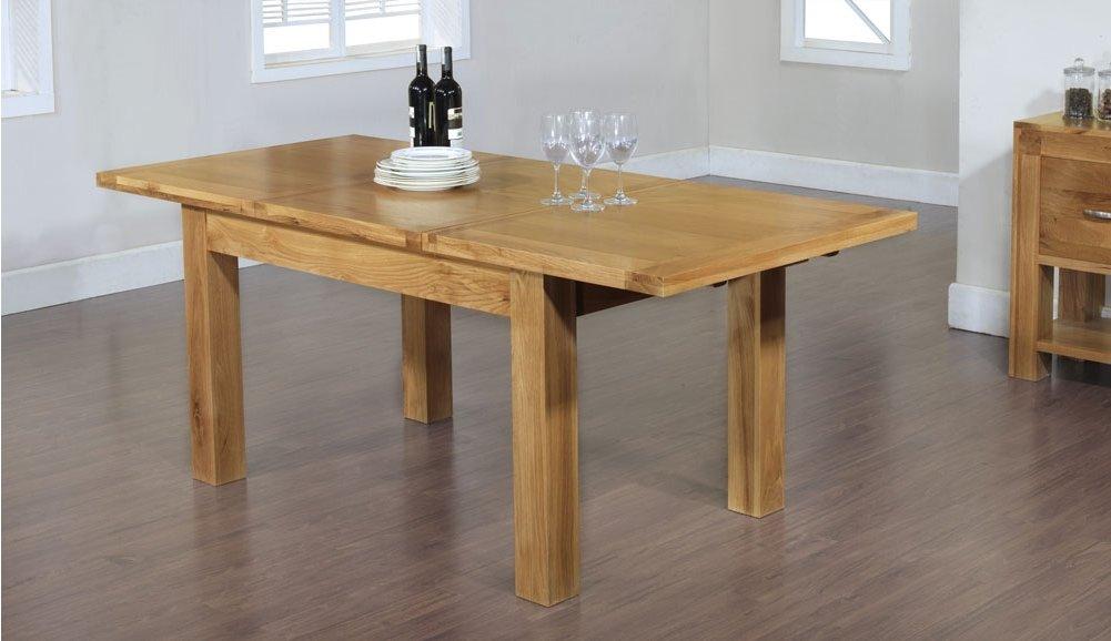 Rustic Grange Santana Blonde Oak Dining Extending Table : ametis888123 from www.theplasmacentre.com size 1001 x 578 jpeg 70kB