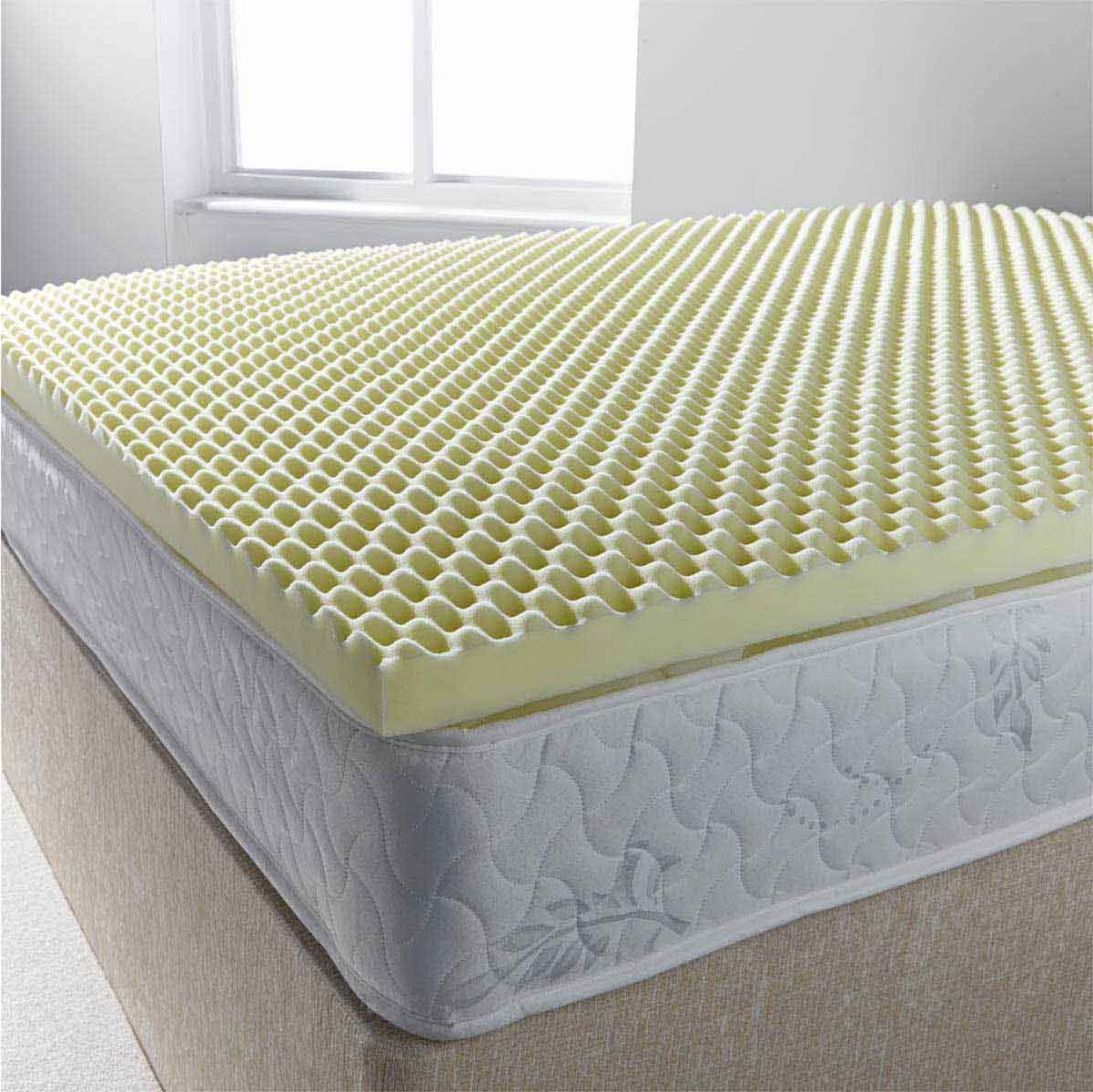 Ultimum Vteggb30060 Egg Profiled Foam Mattress Topper