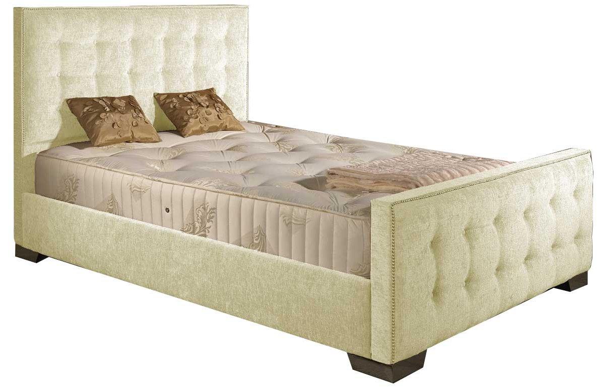 Valufurniture del fra crm chnl 46 beds for Cream divan bed