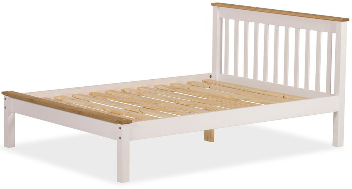 Amani Derby Bed White 30 Beds