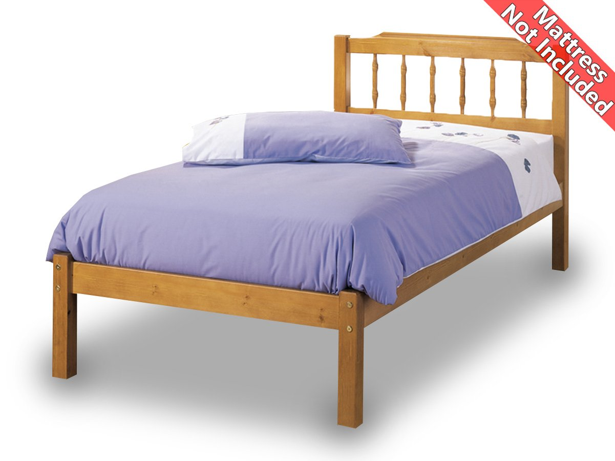 Airsprung asp sea bedstead 4ft6 beds for Furniture removal seattle