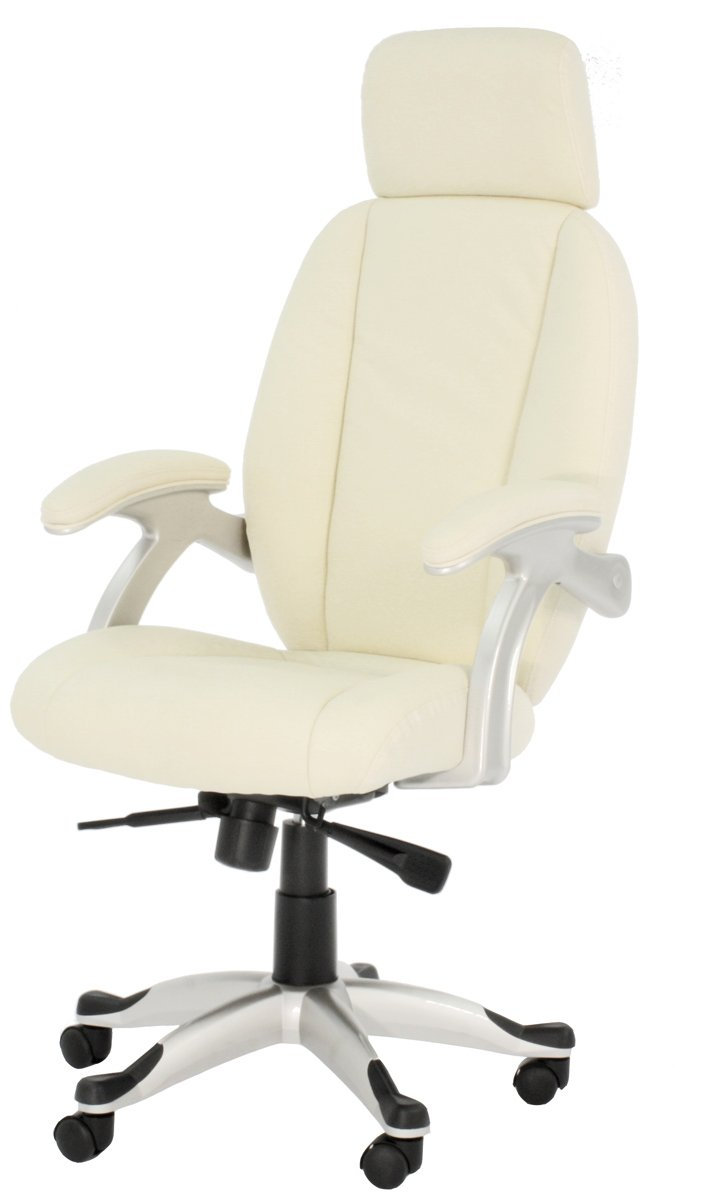 alphason bentley cream executive chair pc chairs