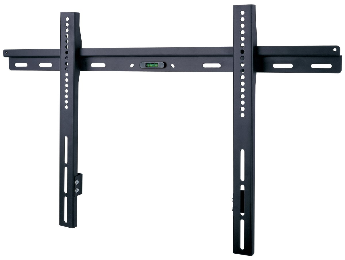 Um106m Black Universal Low Profile Wall Mount Up To 65 Quot