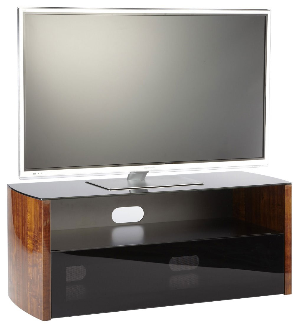 Iconic Acacia 1100 Walnut Tv Stands