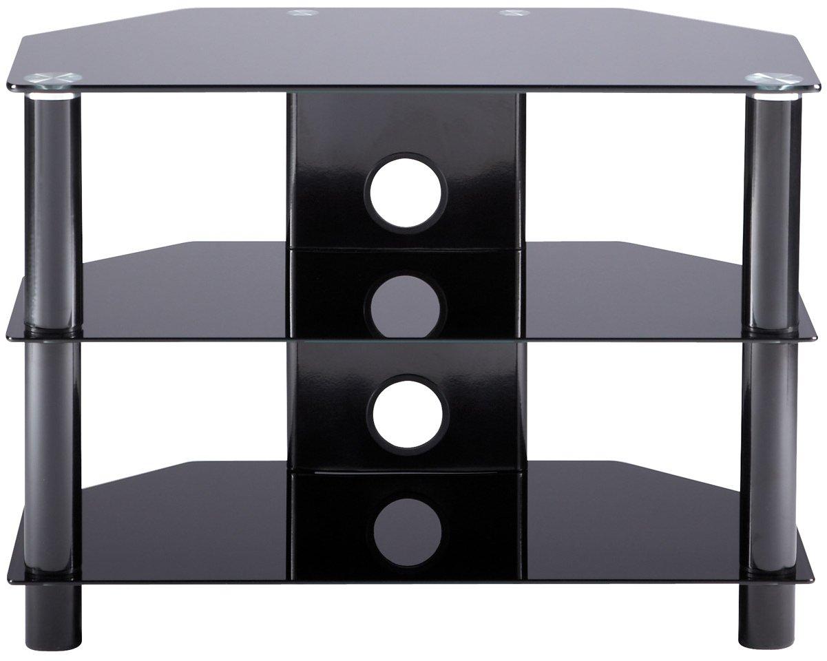 Alphason Ess8003 Blk Tv Stands