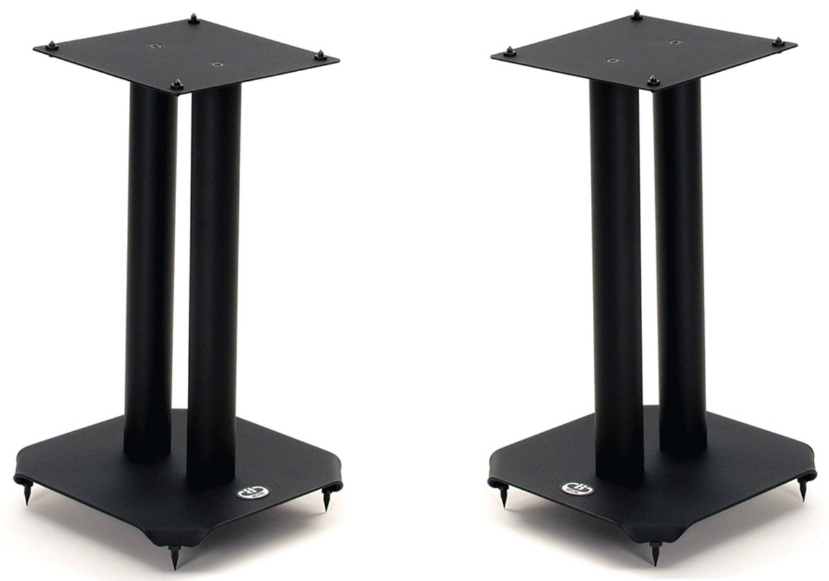 B Tech Bt604 Atlas Black Speaker Stands