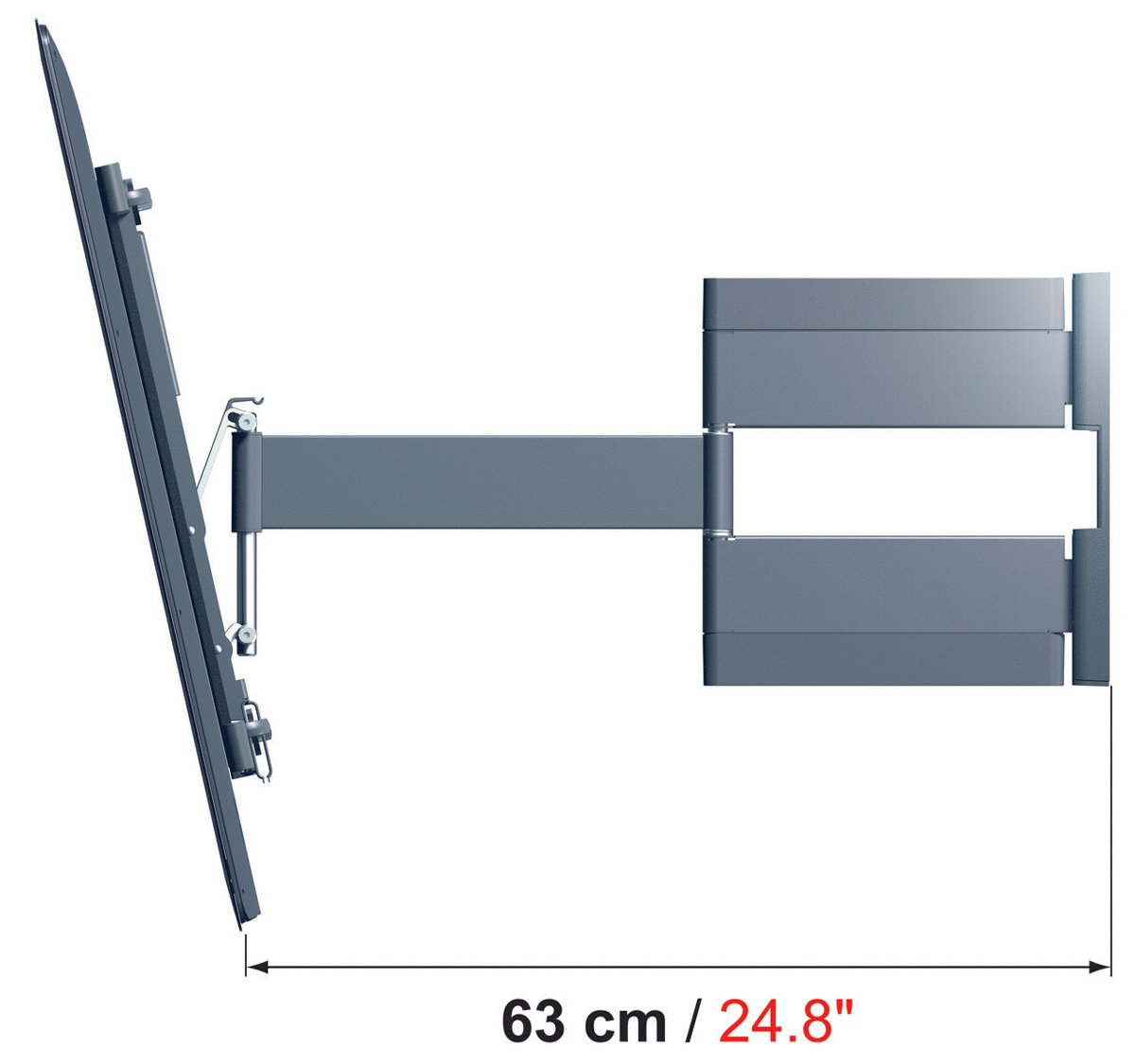 Vogels Thin 345 Tv Wall Brackets
