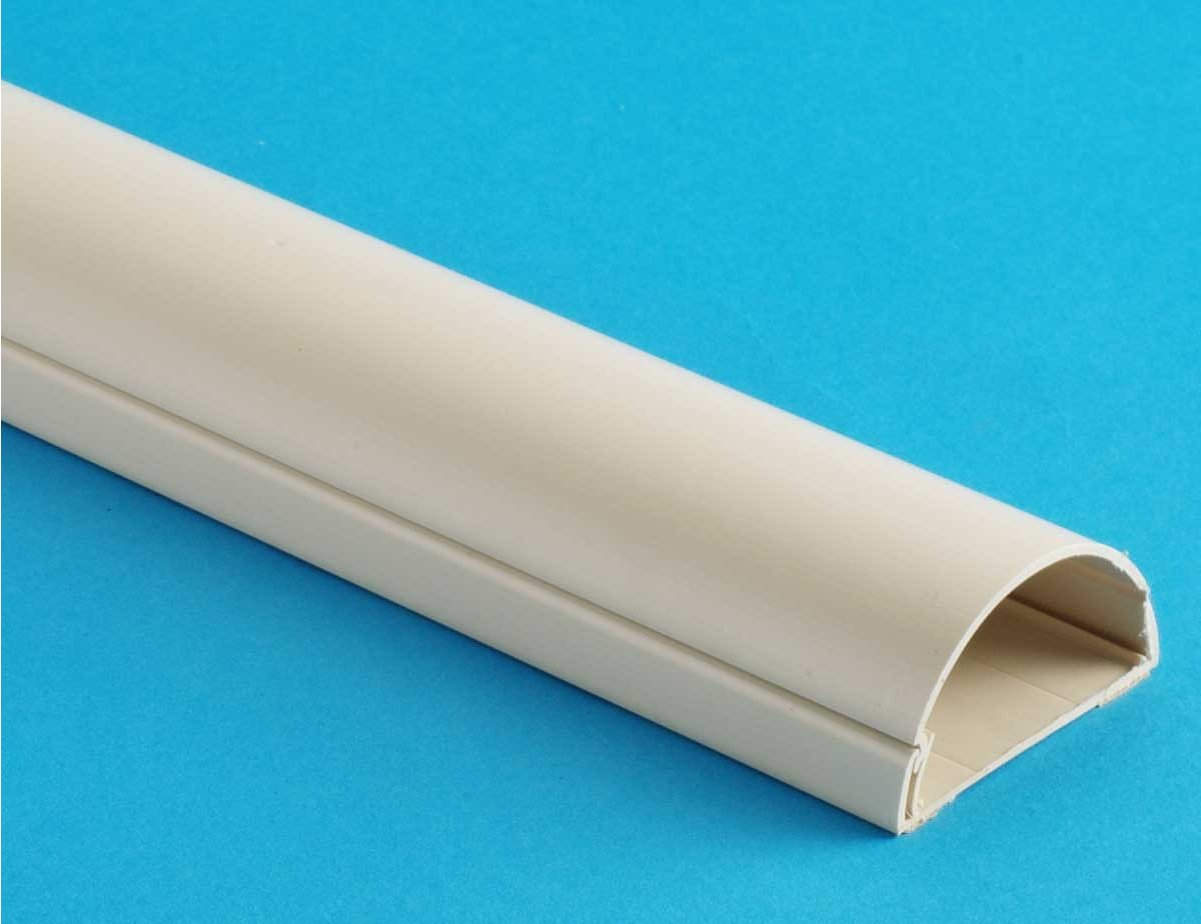 Cable Trunking Product : D line tsc magnolia cable trunking