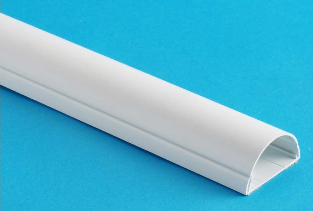 D Line 5025tsc White Cable Trunking