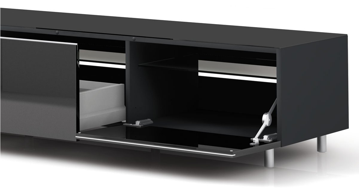 just racks by spectral jrl1650 tv stands. Black Bedroom Furniture Sets. Home Design Ideas
