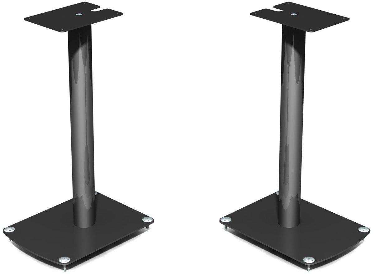mountech z3 pair of speaker stands 500mm high. Black Bedroom Furniture Sets. Home Design Ideas