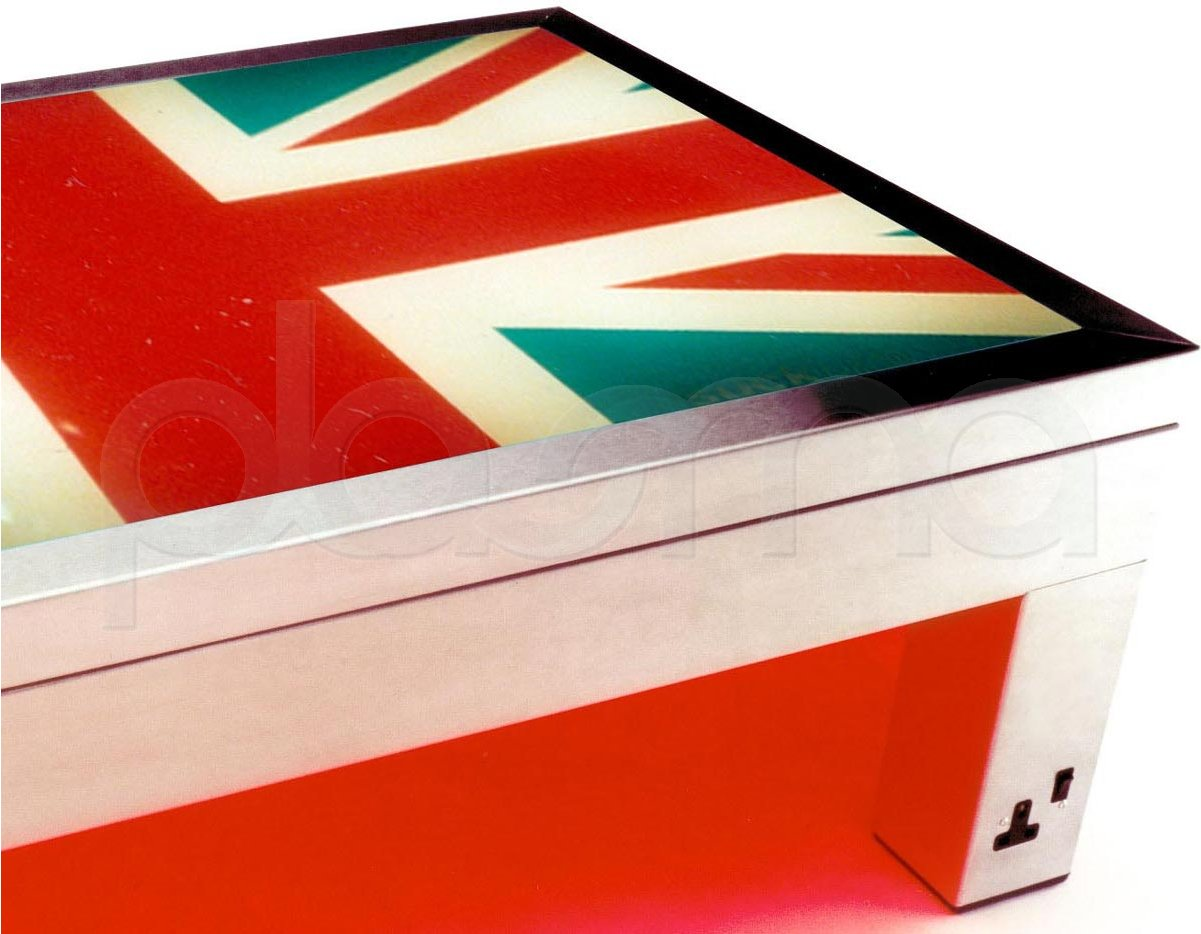 Suck Uk Union Jack Coffee Table Coffee Tables