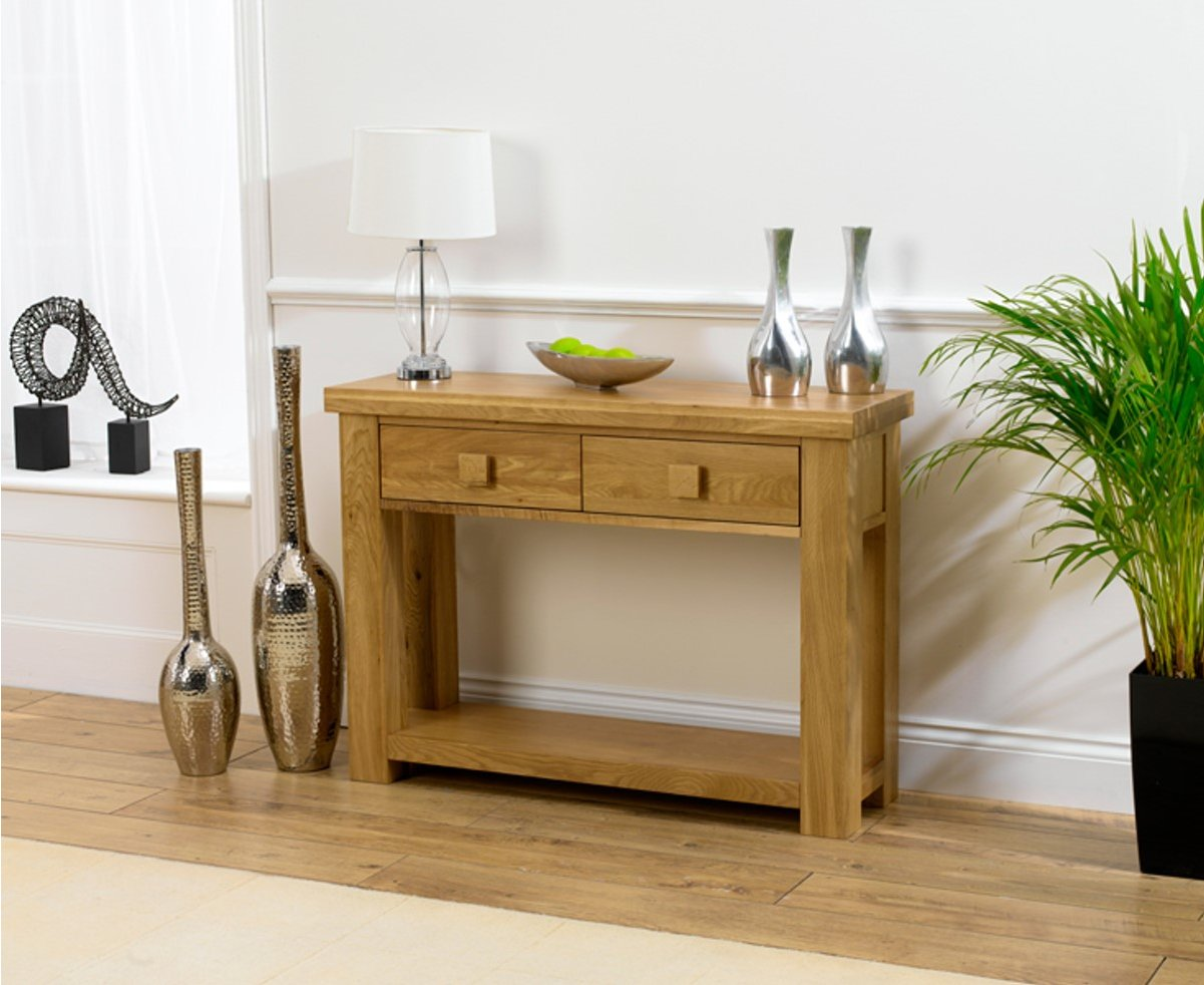 Mark Harris Barcelona Console Table All Occasional Tables