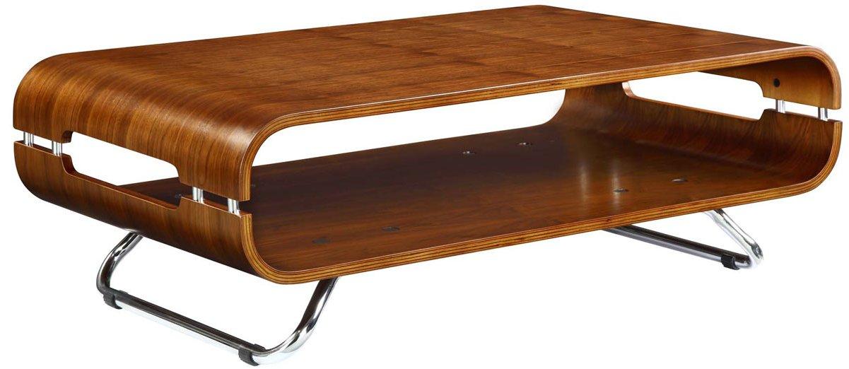 Jual Jf302 Walnut Coffee Tables