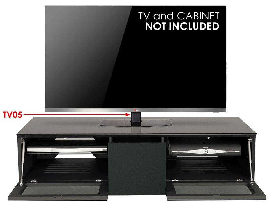 Universal LCD/Plasma Table Top Stand