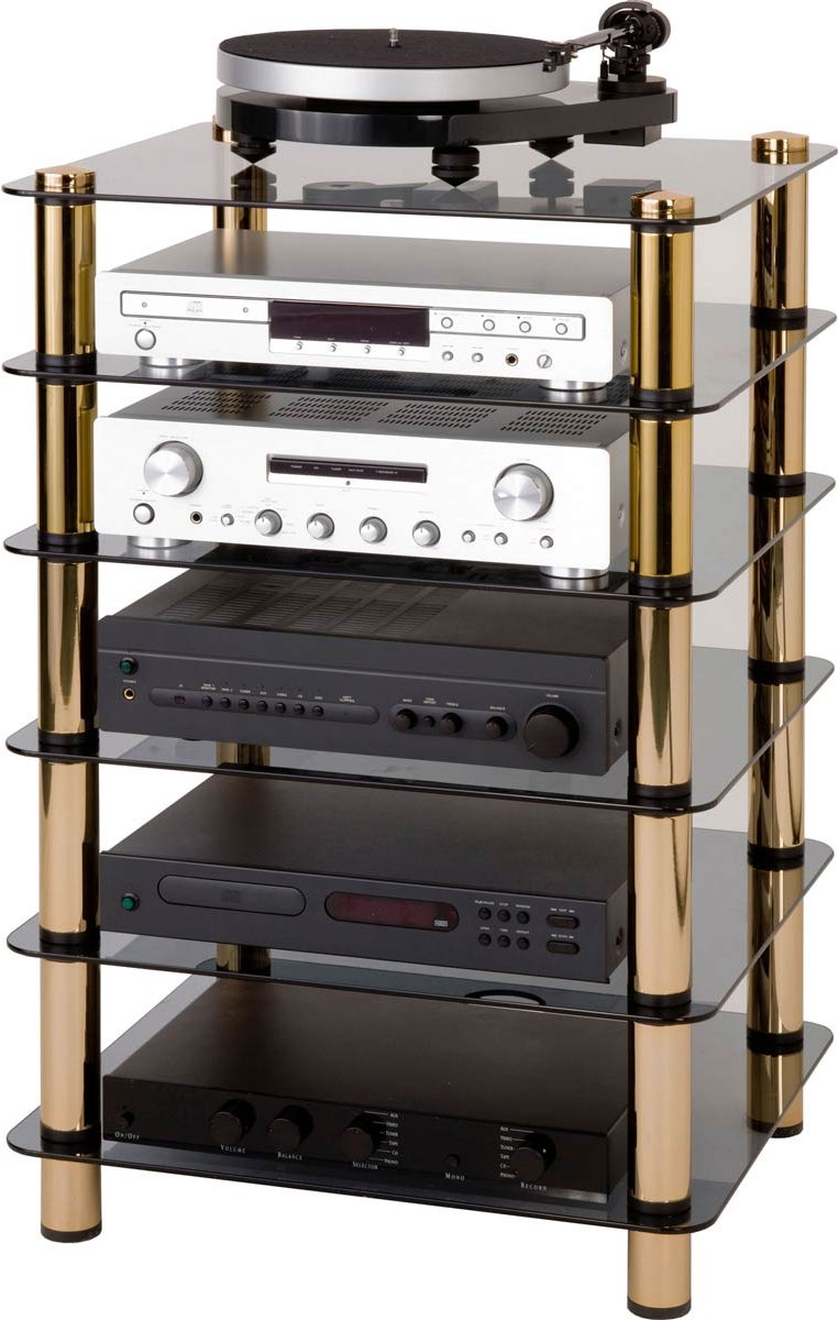 optimum opt6000 gs hifi stands. Black Bedroom Furniture Sets. Home Design Ideas