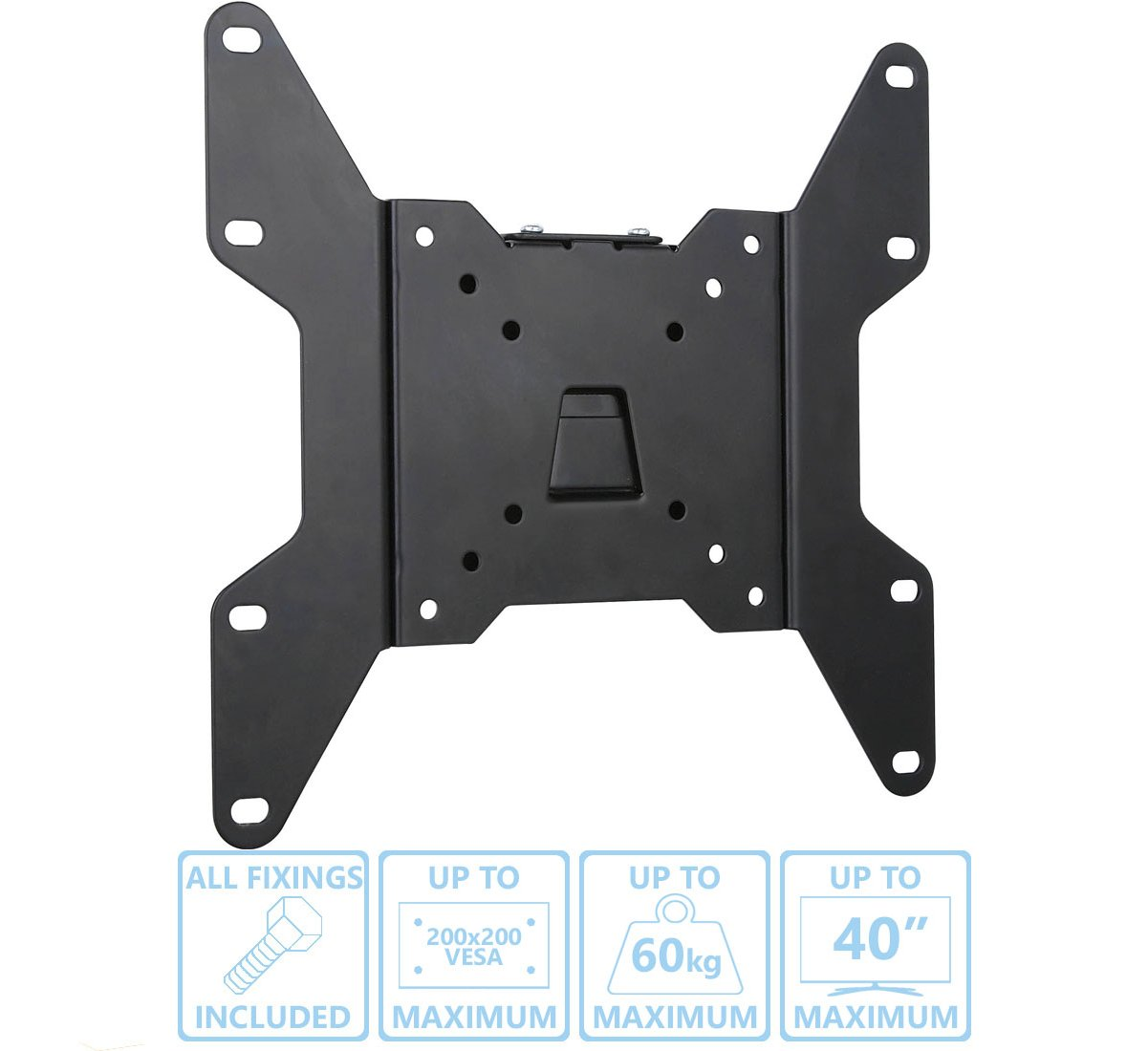Ultimate Mounts Um114 Tv Wall Brackets