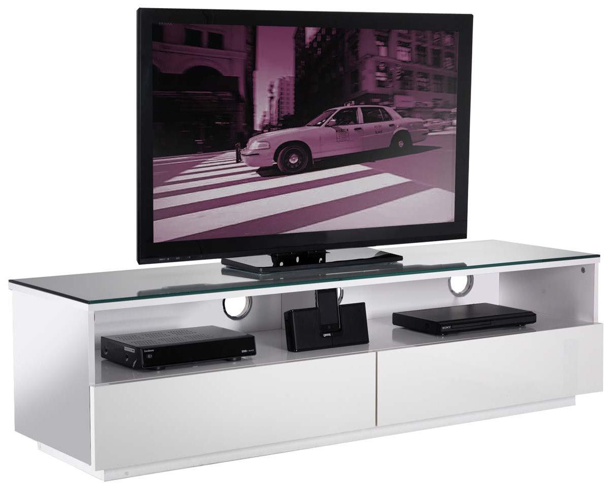 uk cf new york wht fully assembled tv stands. Black Bedroom Furniture Sets. Home Design Ideas