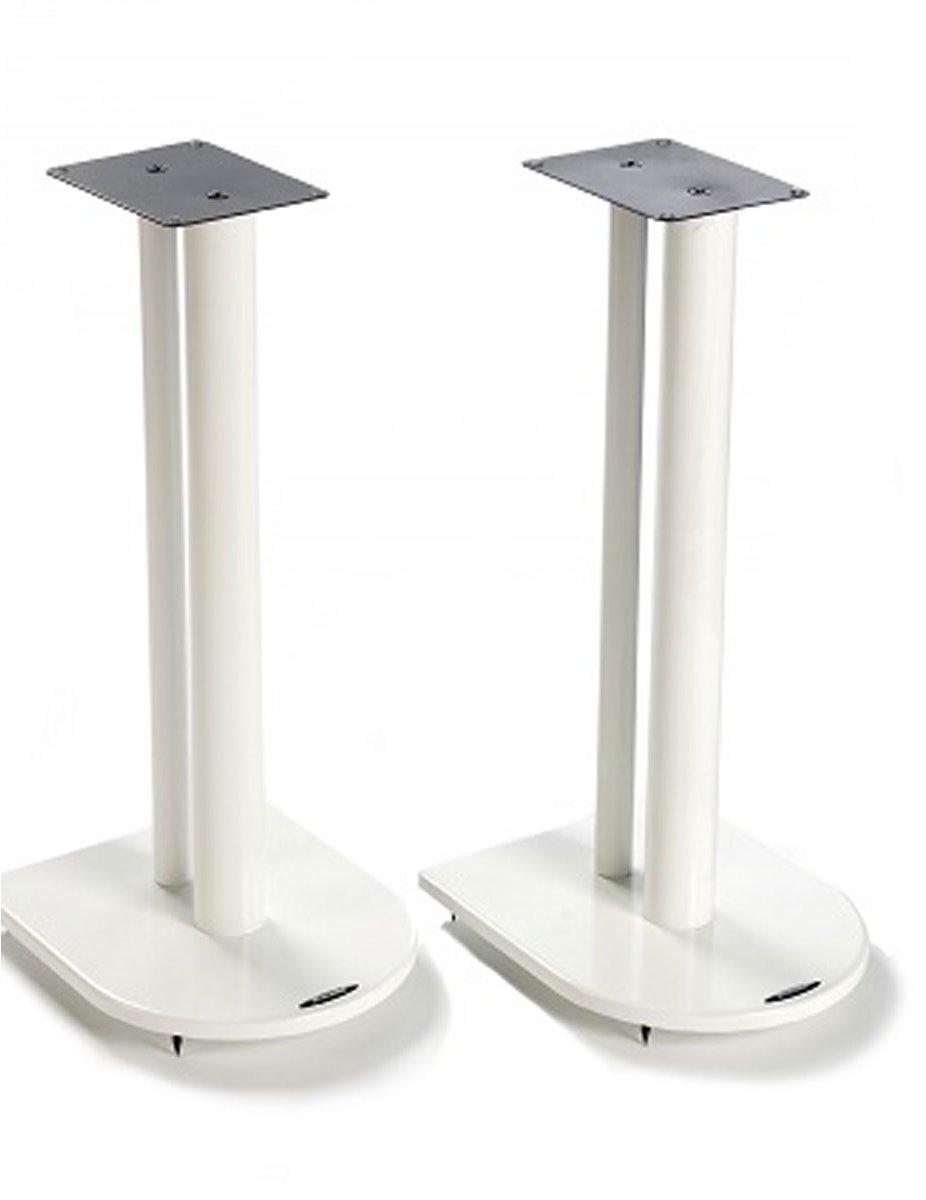 Atacama Duo 6i White Speaker Stands Main Image Alternative