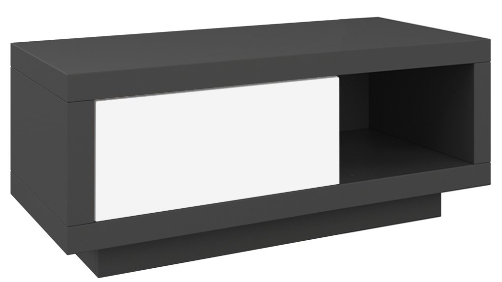 schnepel varic m tv stand in anthracite. Black Bedroom Furniture Sets. Home Design Ideas