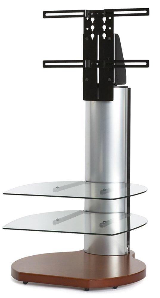 Origin Ii S3 Cherry Amp Silver Cantilever Tv Stand